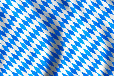 bavarian culture: An image of the beautiful colors of Bavaria Stock Photo