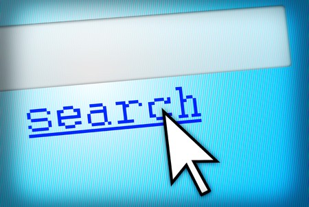 An image of a internet search background photo