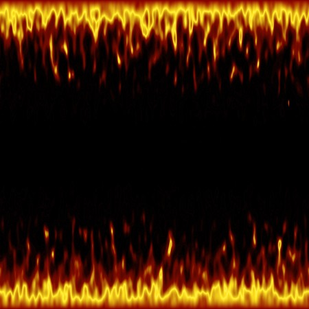 hot frame: An image of a fire frame background