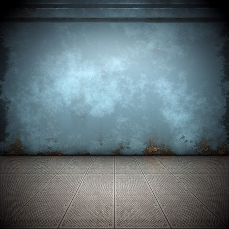 An image of a nice steel floor background Stock Photo - 8139276