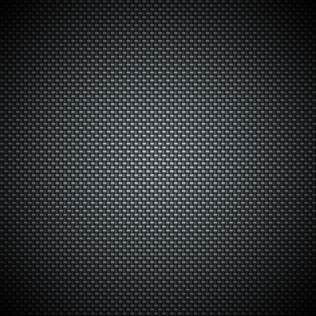 carbon fiber: a high detailed carbon texture background for your message