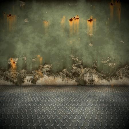 guerra: Una imagen de un fondo de bonito piso de acero