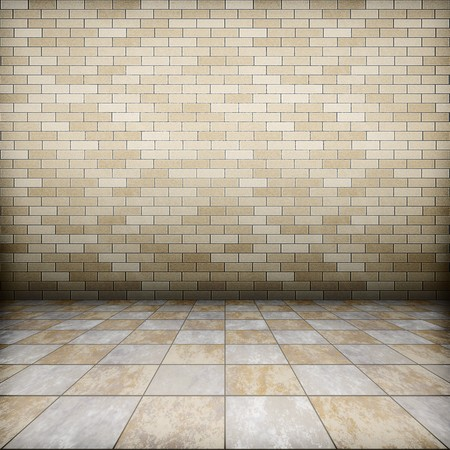 An image of a nice tiles floor background photo