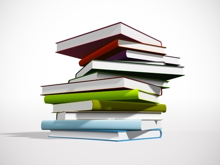 An image of a nice batch of books Stock Photo - 8202181