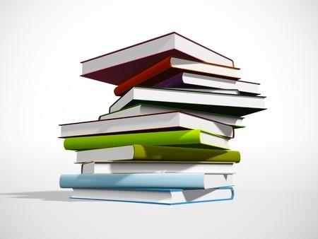 batch: Una imagen de un buen lote de libros