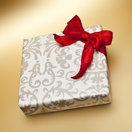 An image of a nice christmas present Stock Photo - 8262627