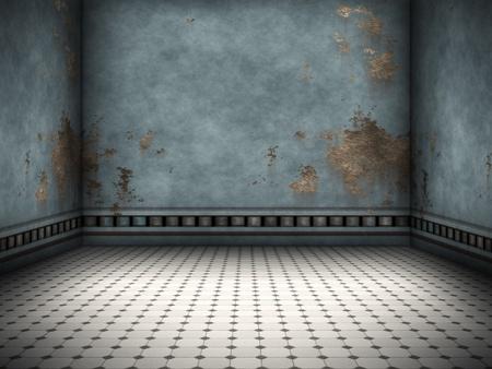 Ein Bild von einem nice Room-Hintergrund Standard-Bild