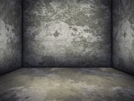 An image of a nice concrete room background Stock Photo - 8412011