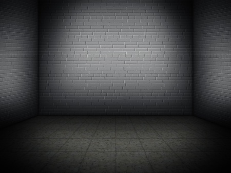 An image of a dark cellar room background Stock Photo - 8412029
