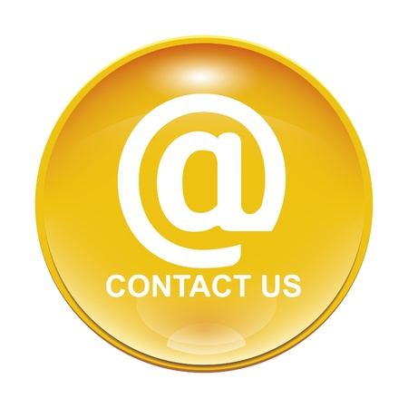 write us: An image of a yellow contact us icon