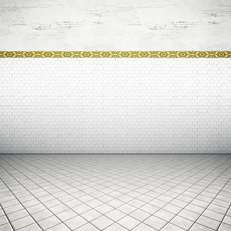 yellow walls: An image of a nice floor for your content