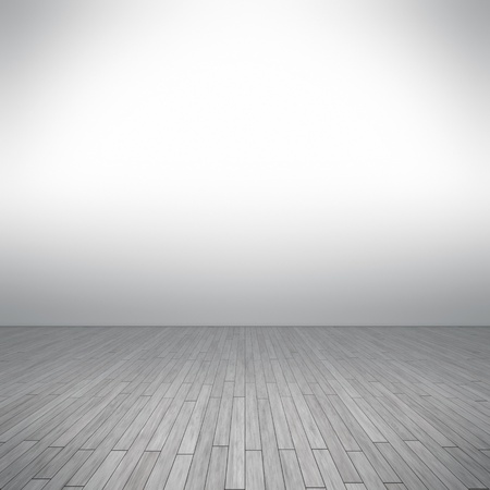 wooden floors: An image of a nice white floor for your content Stock Photo