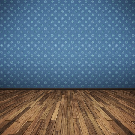 An image of a nice blue floor for your content Stock Photo - 9003211