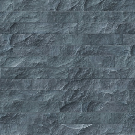 An image of a grey brick wall background photo