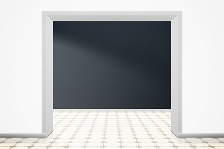 An image of a nice room with a wall for your content Stock Photo - 9133614