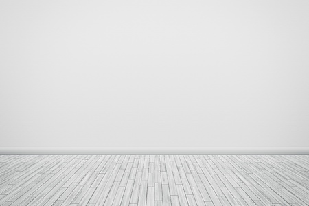 empty room background: An image of a nice room with a wall for your content Stock Photo