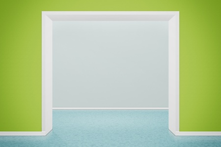 An image of a nice room with a wall for your content Stock Photo - 9133624