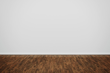An image of a nice room with a wall for your content Stock Photo