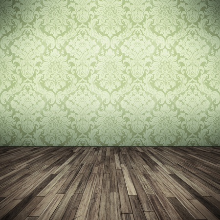 vintage grunge image: L'immagine di un bel pavimento per i contenuti