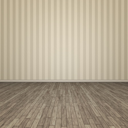 old room: An image of a beautiful old floor Stock Photo