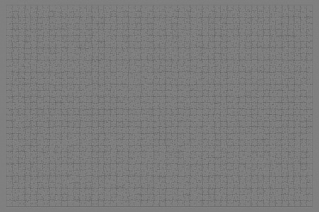 neutral grey puzzle to overlay your own image photo