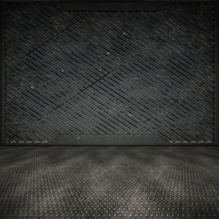 industrial background: An image of a nice floor for your content