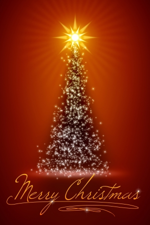 An image of a nice Merry Christmas background photo