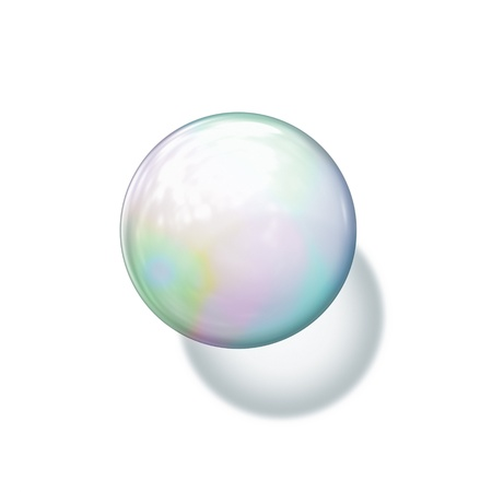 An image of a nice soap bubble background Stock Photo - 10884674
