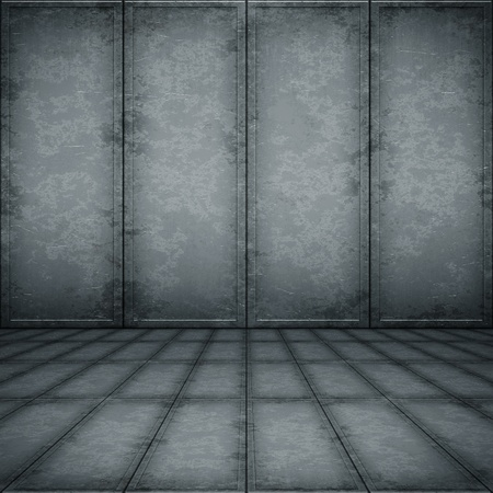 An image of a nice steel floor for your content Stock Photo - 11740066