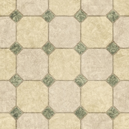tile flooring: An image of a seamless vintage tiles background