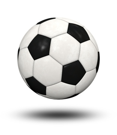 air sport: An image of a nice soccer ball