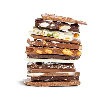 An image of a nice chocolate mix photo