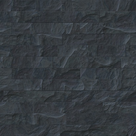 An image of a seamless black stone texture photo