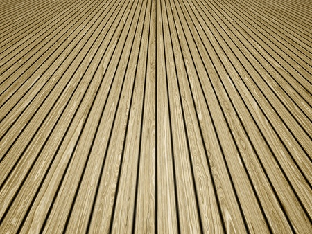 A nice wooden floor for your content Stock Photo - 12397465