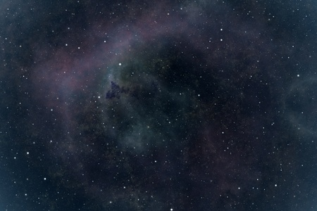 the pleiades: An image of a stars nebula background