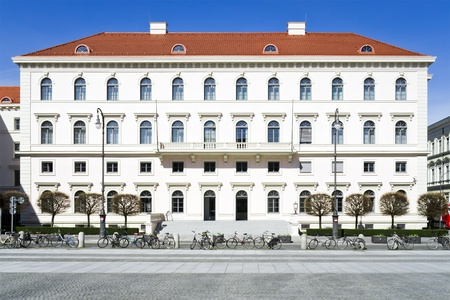ferdinand: An image of the famous Palais Ludwig Ferdinand in Munich Germany