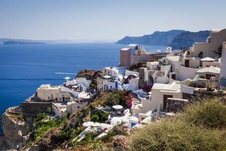 An image of a nice Santorini view photo