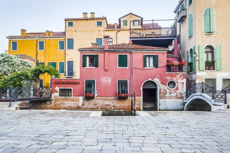 mediterranean house: An image of the beautiful Venice in Italy