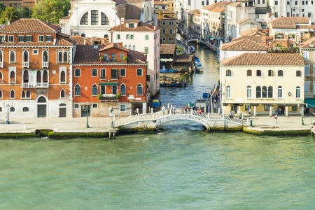 An image of the beautiful Venice in Italy photo
