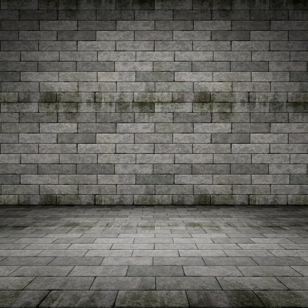 An image of a dark cellar background Stock Photo - 15373307
