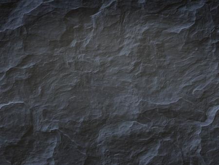 Een afbeelding van een koele zwarte steen achtergrond Stockfoto