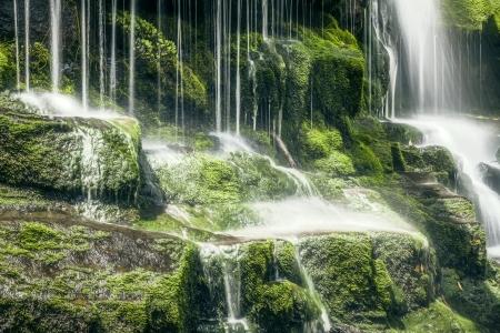 An image of a beautiful Tasmanian Waterfall Stock Photo - 16103416