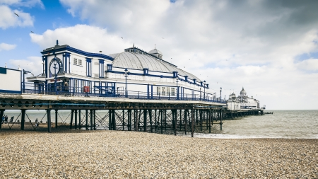 An image of the beautiful brighton pier