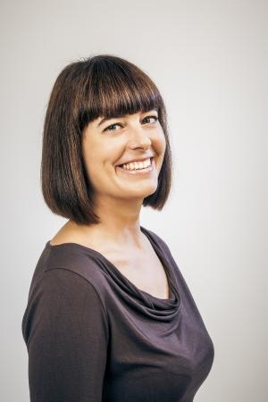 mujeres maduras: Una imagen de una hermosa mujer sonriente