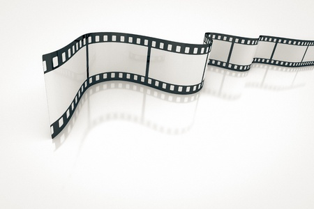 An image of a nice film strip background Stock Photo
