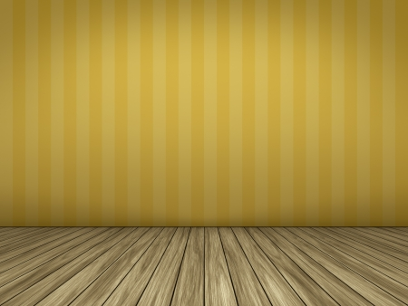 An empty room background for your own content photo