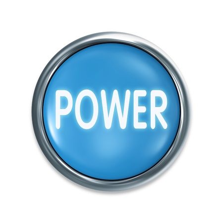 An image of a stylish power button photo