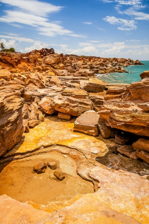 An image of the nice landscape of Broome Australia photo