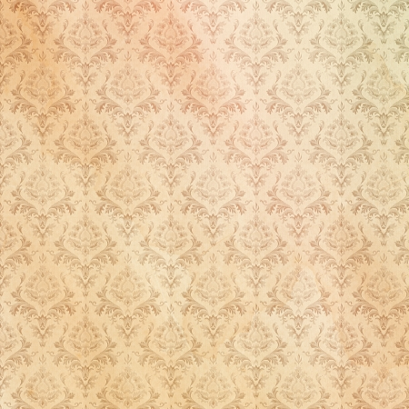 paper old: An image of a decorative vintage wallpaper background