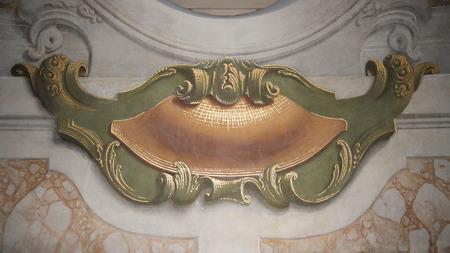 italian fresco: An image of a nice and beautiful fresco